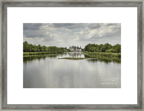 Chambord Castle Framed Print by Pier Giorgio Mariani