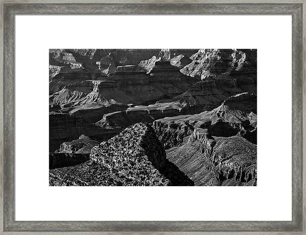 Grand Canyon Arizona Framed Print