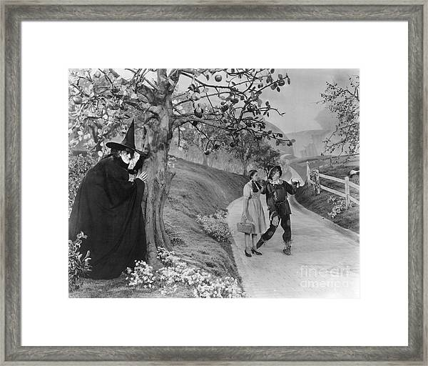 Wizard Of Oz, 1939 Framed Print