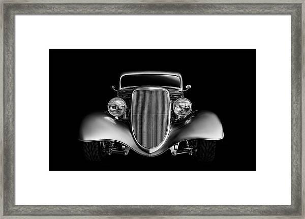 '33 Ford Hotrod Framed Print
