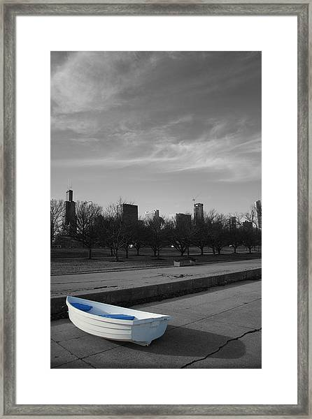 Framed Print featuring the photograph 347 by Dylan Punke