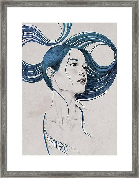 361 Framed Print