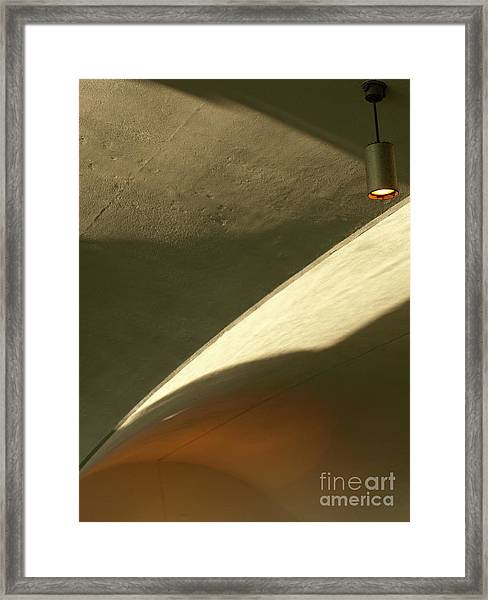 3 River Bridge Framed Print