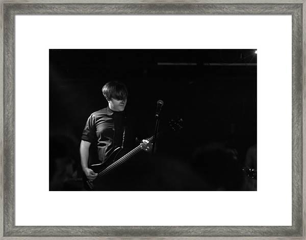 Countermeasures Framed Print