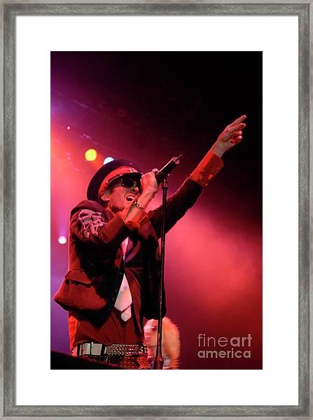 Scott Weiland  Framed Print