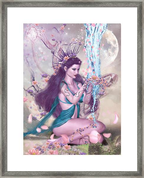 4 Seasons 2 Framed Print