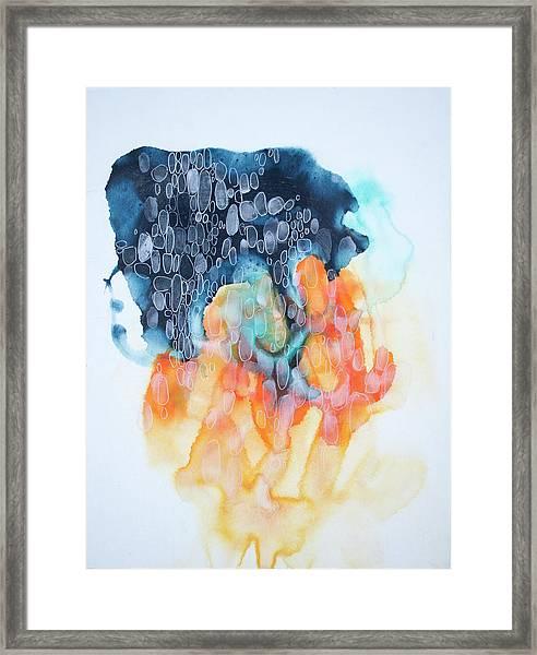 4 Winds - Khamsin Framed Print