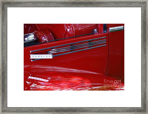 1940 Buick Special Framed Print