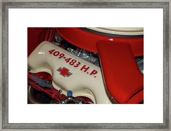 409-483 Framed Print