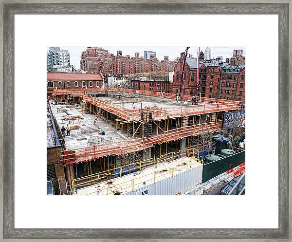 500 W21st Street 2 Framed Print