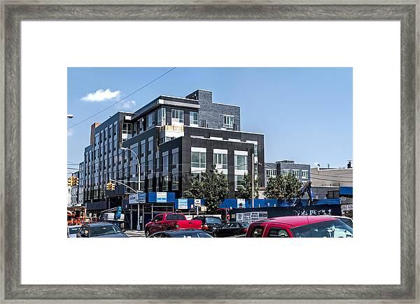 544 Union 3 Framed Print