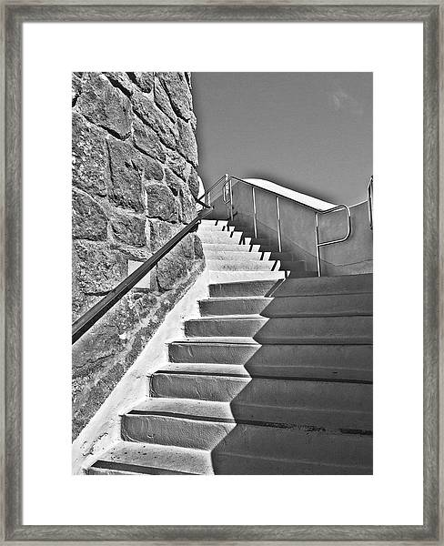 60/40 Framed Print