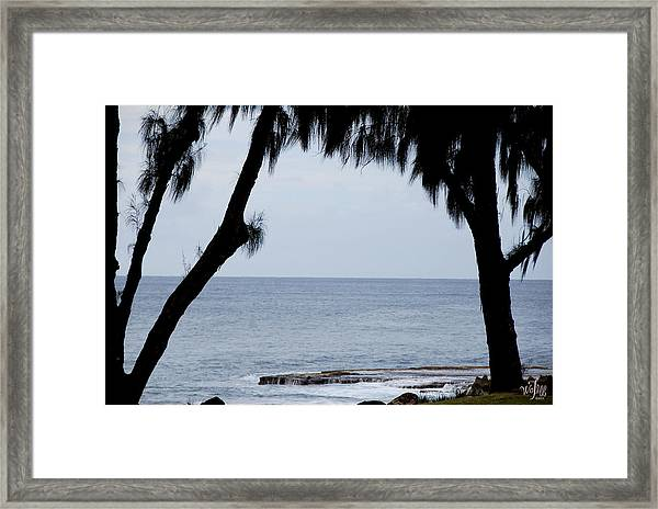 Hawaii Framed Print by Thea Wolff