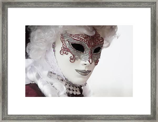 6416 - 2017 Framed Print