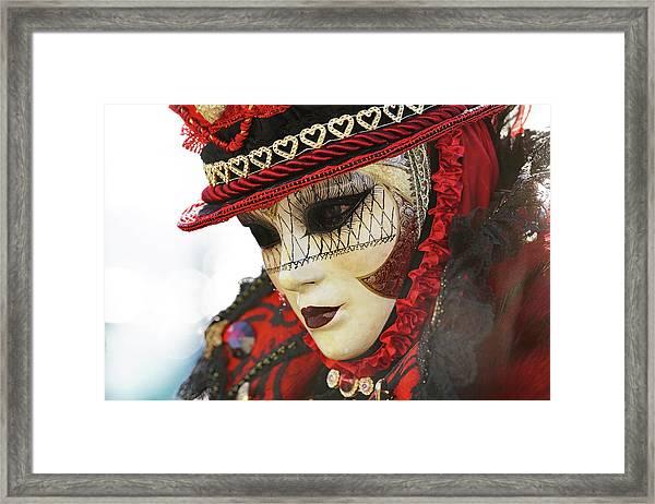 7432 - 2017 Framed Print