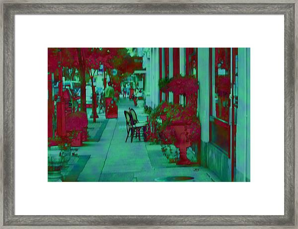 7976 Framed Print by Jim Simms