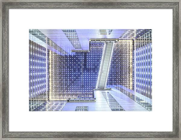 7stars Framed Print by Timeless Gravity
