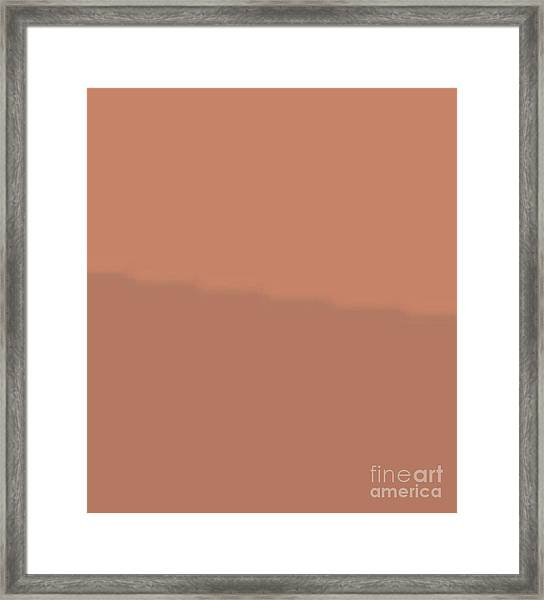 8-5-2057l Framed Print