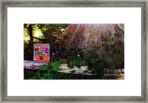 8-6-2057g Framed Print