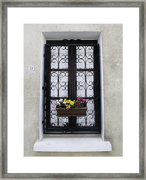 8 Rue Amboise Framed Print