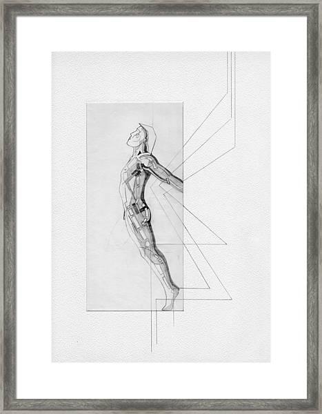87 - 14 Framed Print