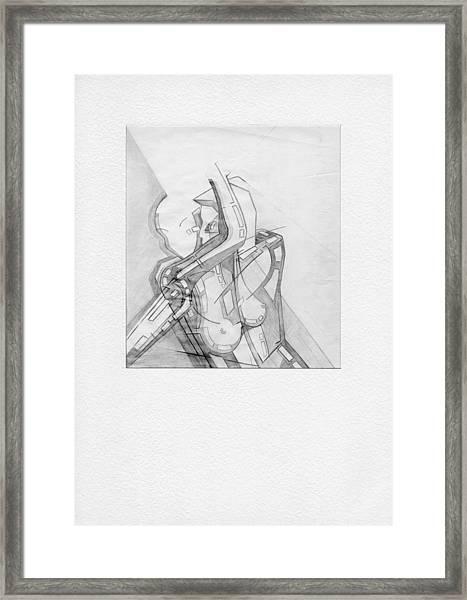 87 - 8 Framed Print