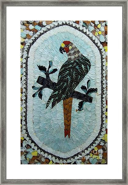 Butterfly Wings Framed Print by Ayhan Yilmaz