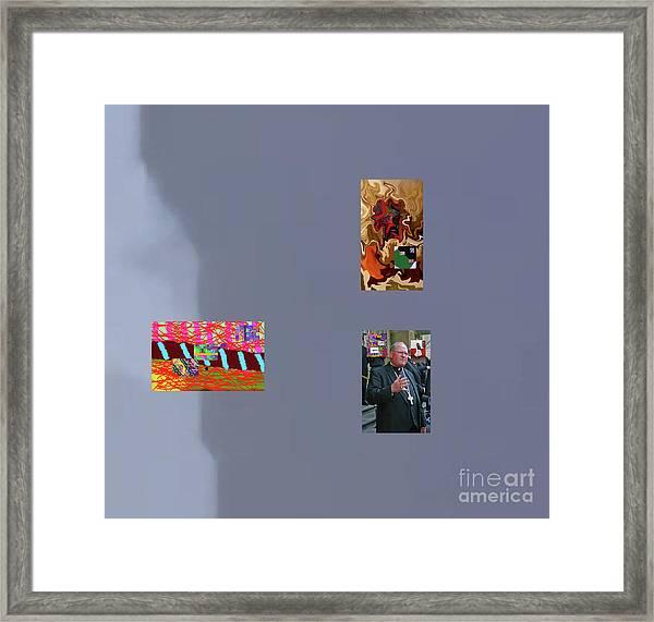 9-12-2057n Framed Print