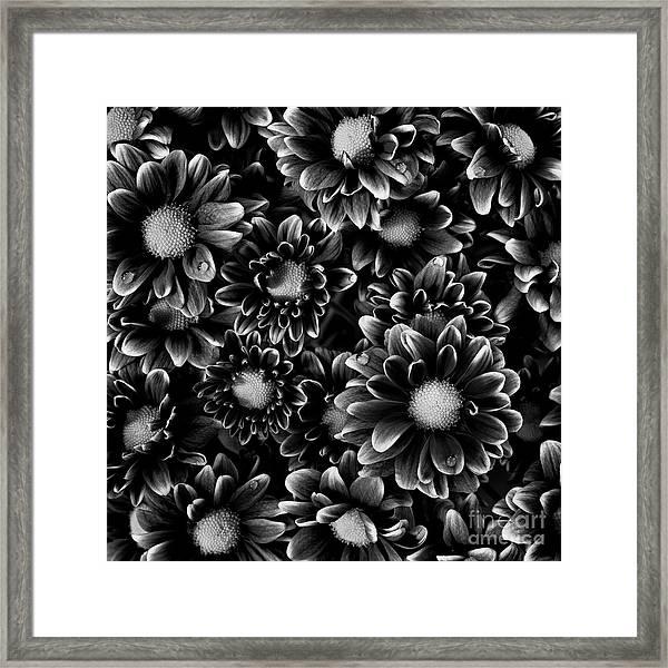 A Bouquet  Framed Print