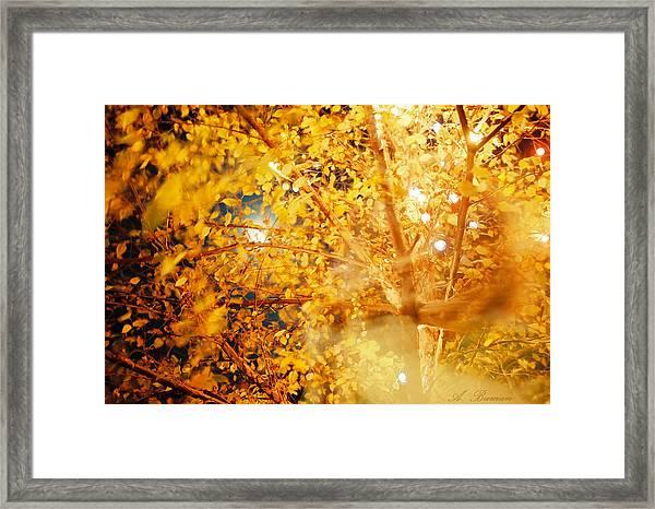 A Breath Of C'hi Framed Print