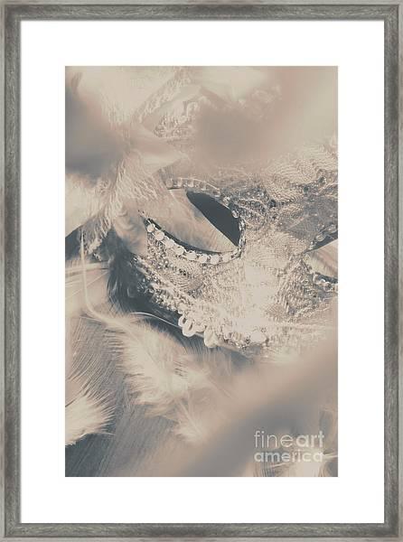 A Classical Epoch  Framed Print