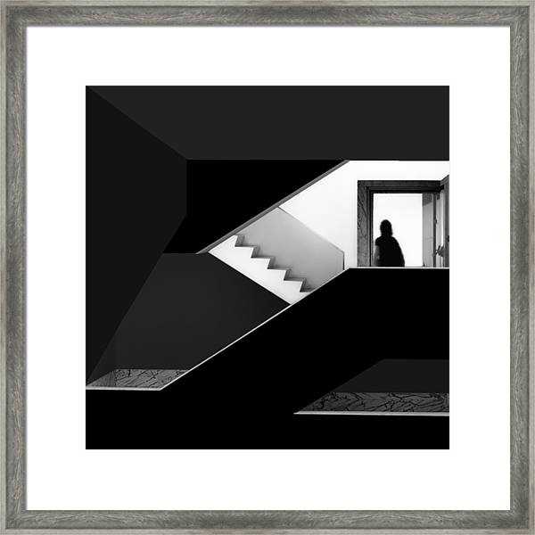 A Dream Without Sleep Framed Print