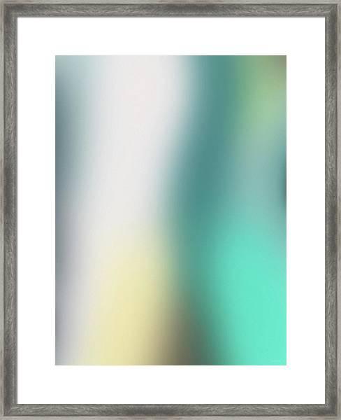 A Fleeting Glimpse 2- Art By Linda Woods Framed Print
