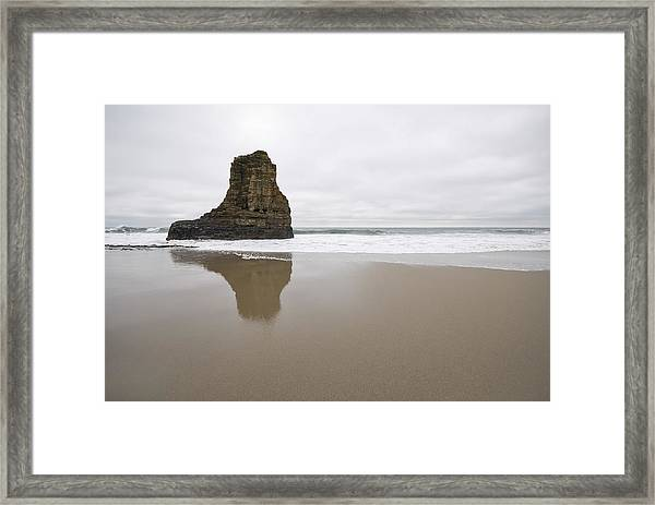 A Lifetime Of Reflection Framed Print