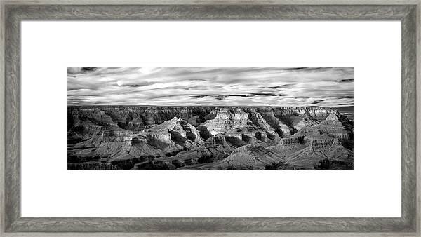 A Maze Framed Print