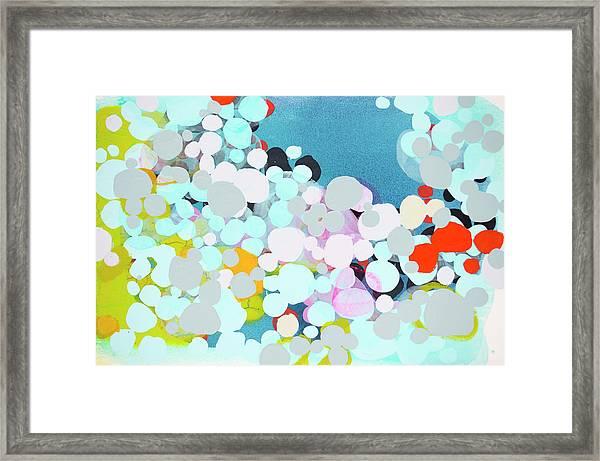 A Million Lights Framed Print