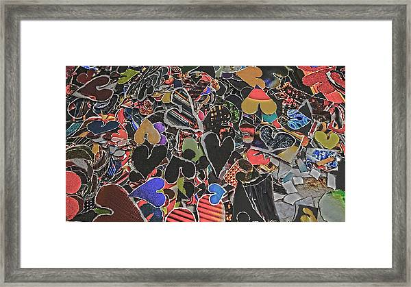 A Million Temples Of Love Minus Some 996452 Framed Print