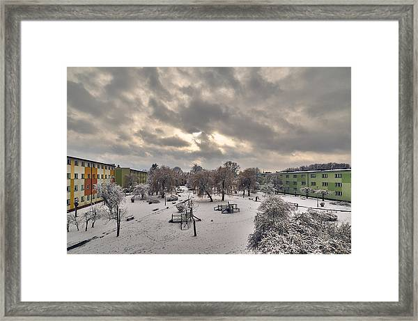 A Very Special Place Framed Print