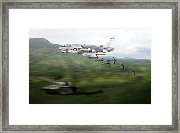 A7 18x28.8 01 Framed Print