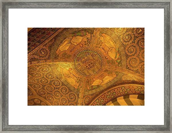 Aachen Cathedral Framed Print