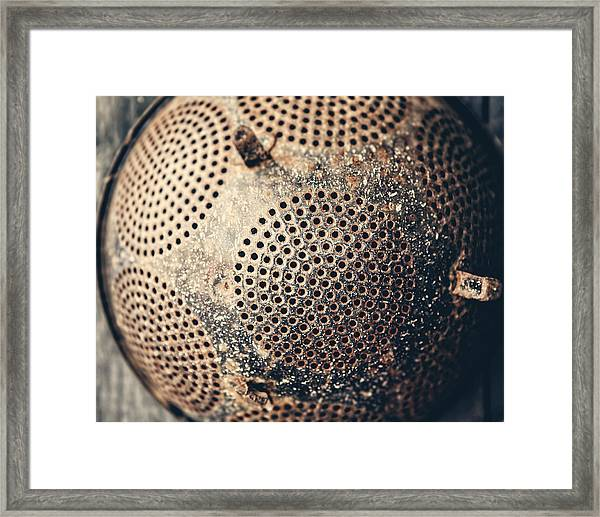 Abandoned Framed Print by Lisa Russo
