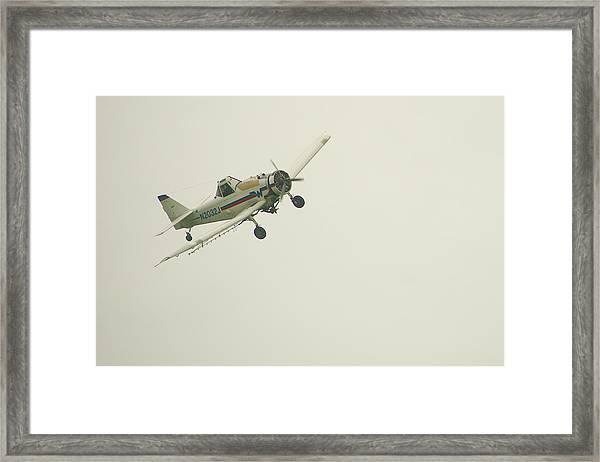 Above Worthington Framed Print