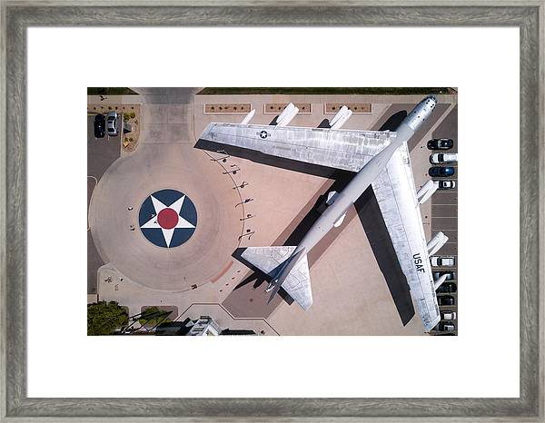 Aboveb52 Framed Print