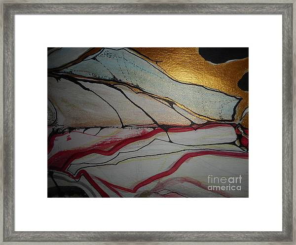Abstract-12 Framed Print