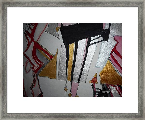 Abstract-13 Framed Print