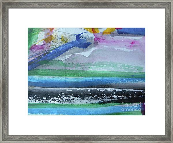 Abstract-18 Framed Print