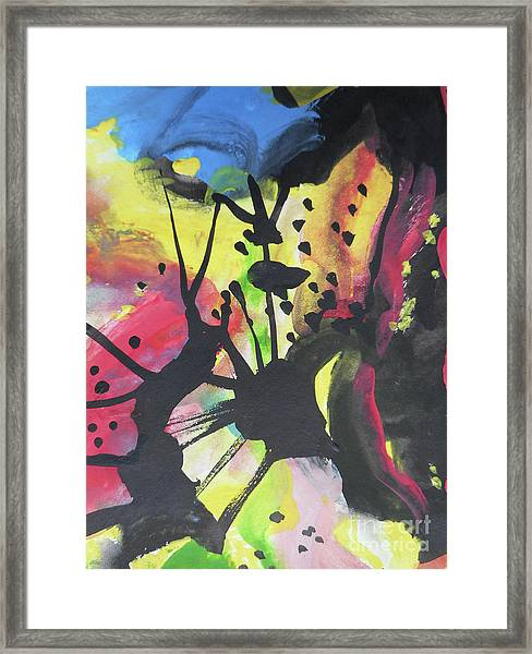 Abstract-2 Framed Print