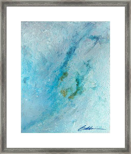 Abstract 200907 Framed Print