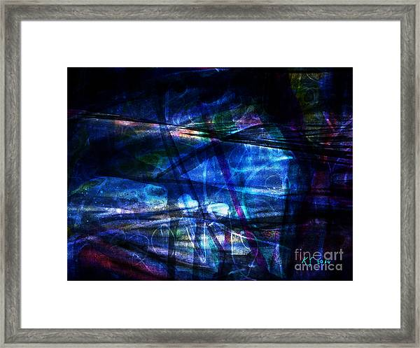 Abstract-20a Framed Print