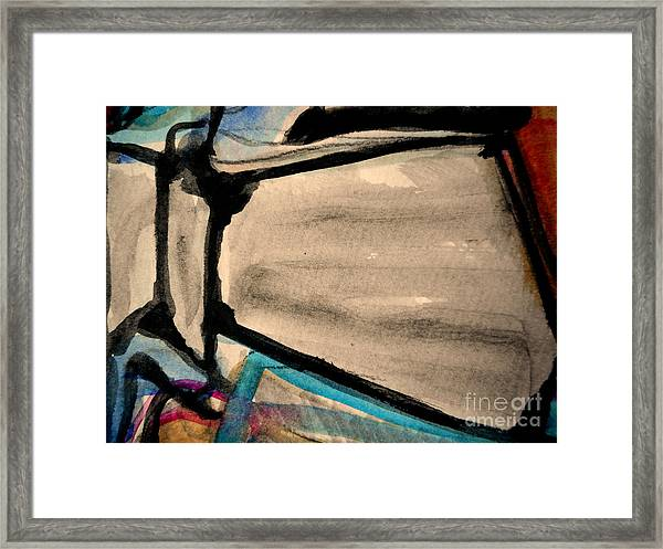 Abstract-22 Framed Print